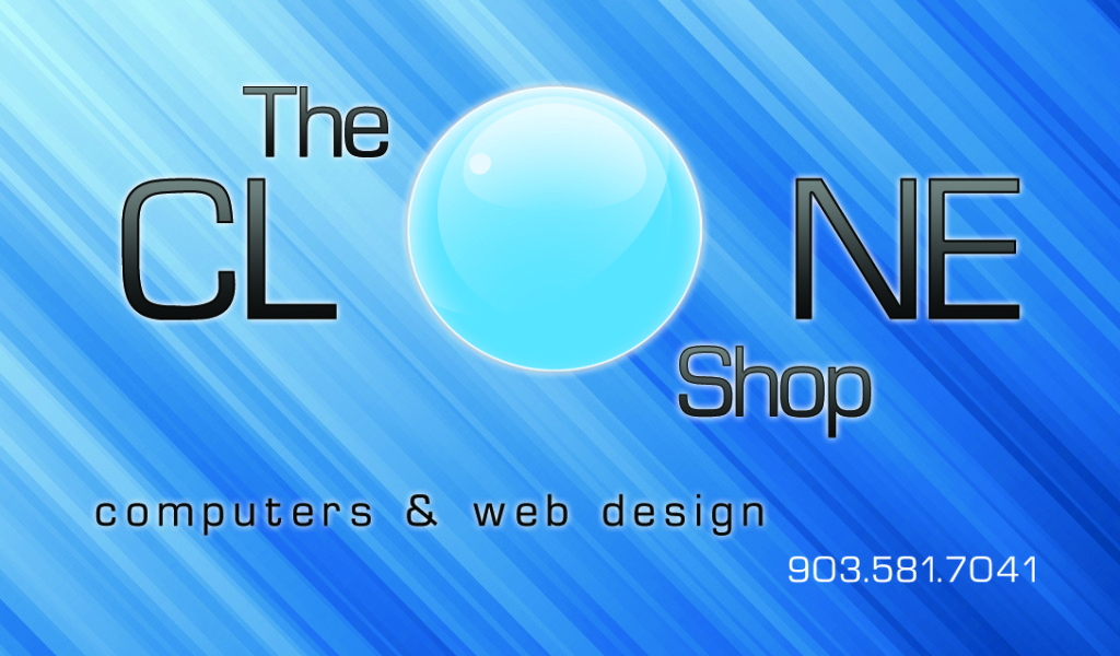 Contact The Clone Shop Computers & Web Design