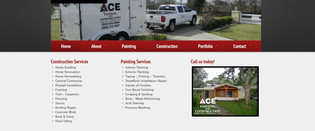 Ace Painting and Construction