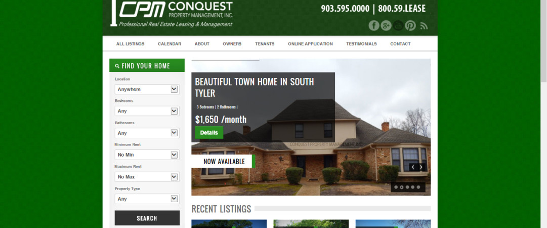 Conquest Property Management